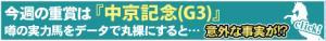 中京記念③