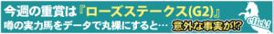 ローズステークス②