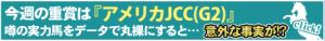アメリカJCC③