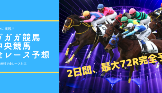 2020/8/22新潟競馬9R予想